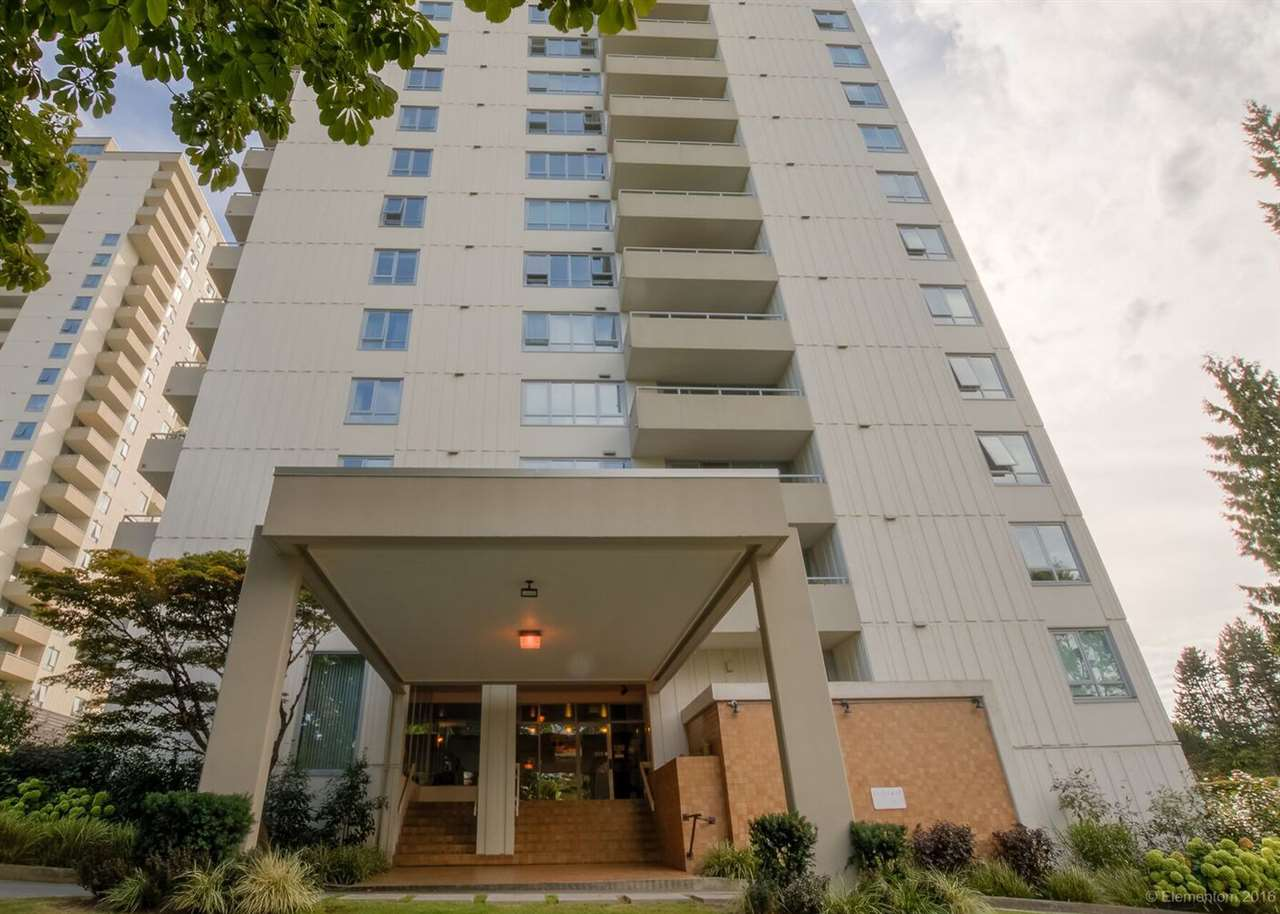 Main Photo: 1507 4160 SARDIS Street in Burnaby: Central Park BS Condo for sale (Burnaby South)  : MLS® # R2148550