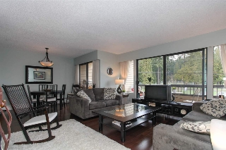 "Main Photo: 201 1048 KING ALBERT Avenue in Coquitlam: Central Coquitlam Condo for sale in ""BLUE MOUNTAIN MANOR"" : MLS(r) # R2148916"