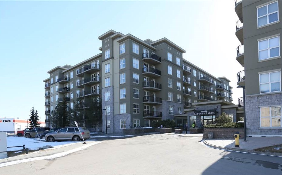 Main Photo: 1-110 4245 139 Avenue in Edmonton: Zone 35 Condo for sale : MLS(r) # E4056327