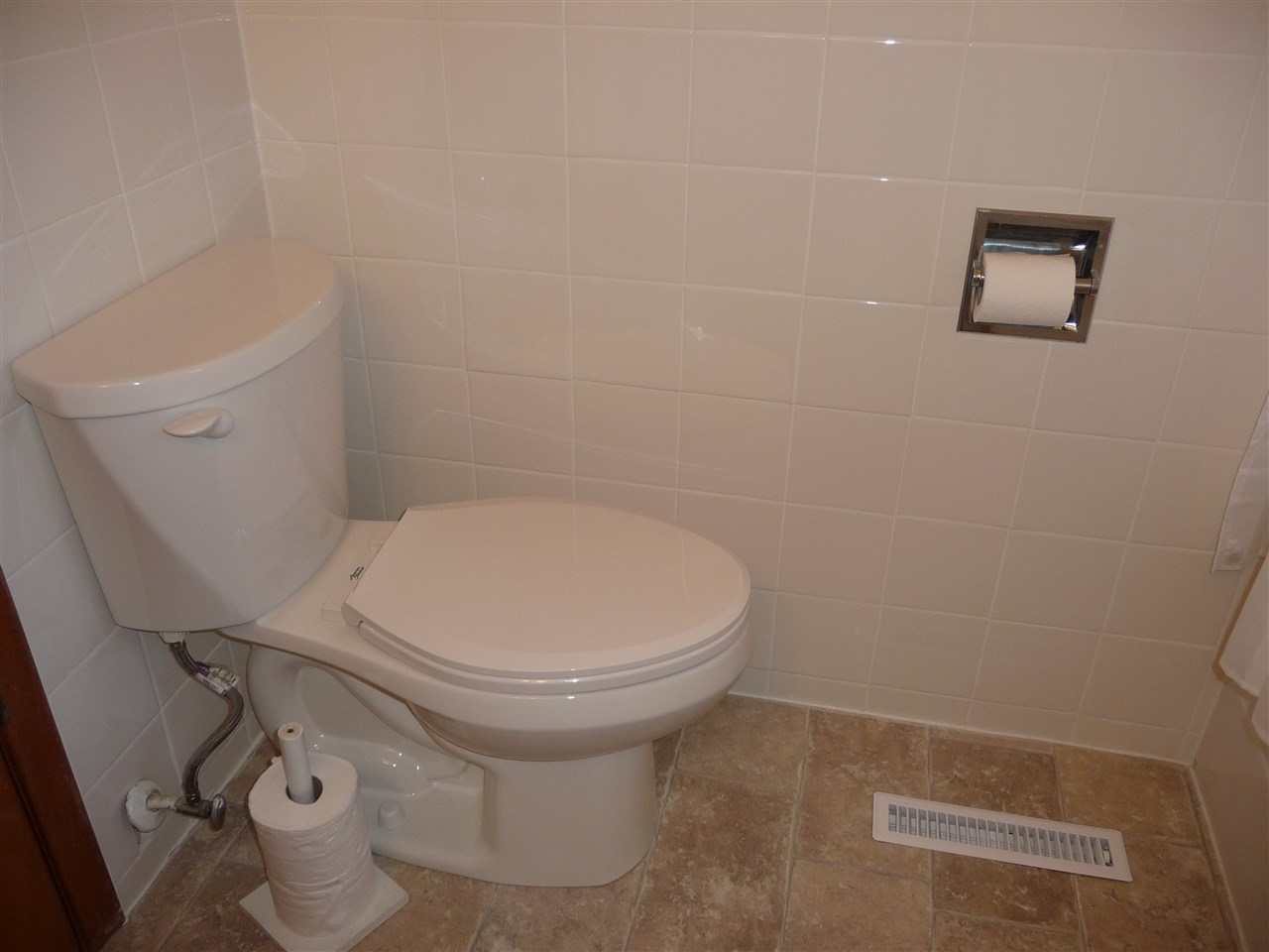 updated toilet