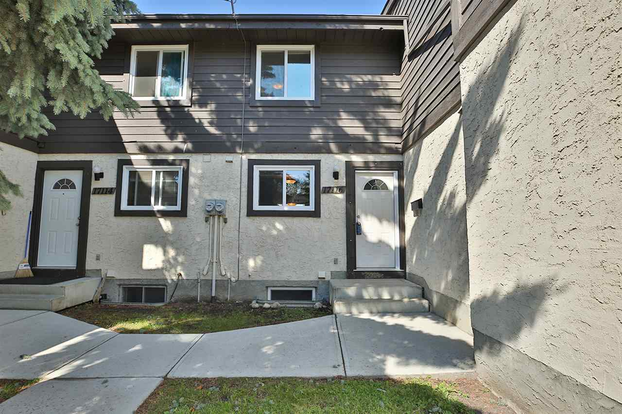 Main Photo: 17116 100 Street in Edmonton: Zone 27 Townhouse for sale : MLS(r) # E4071847