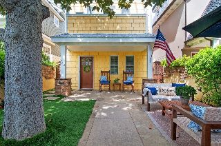 Main Photo: CORONADO VILLAGE House for sale : 3 bedrooms : 742 G Avenue in Coronado