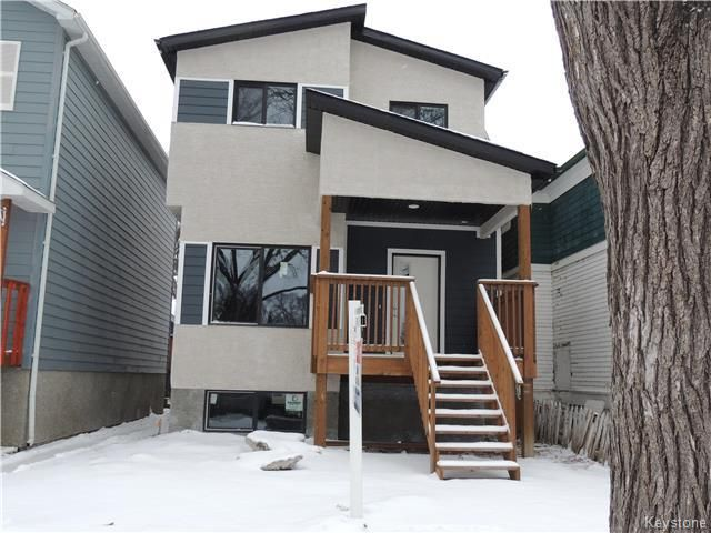 Main Photo: 621 Rathgar Avenue in Winnipeg: Fort Rouge Residential for sale (1Aw)  : MLS® # 1730826