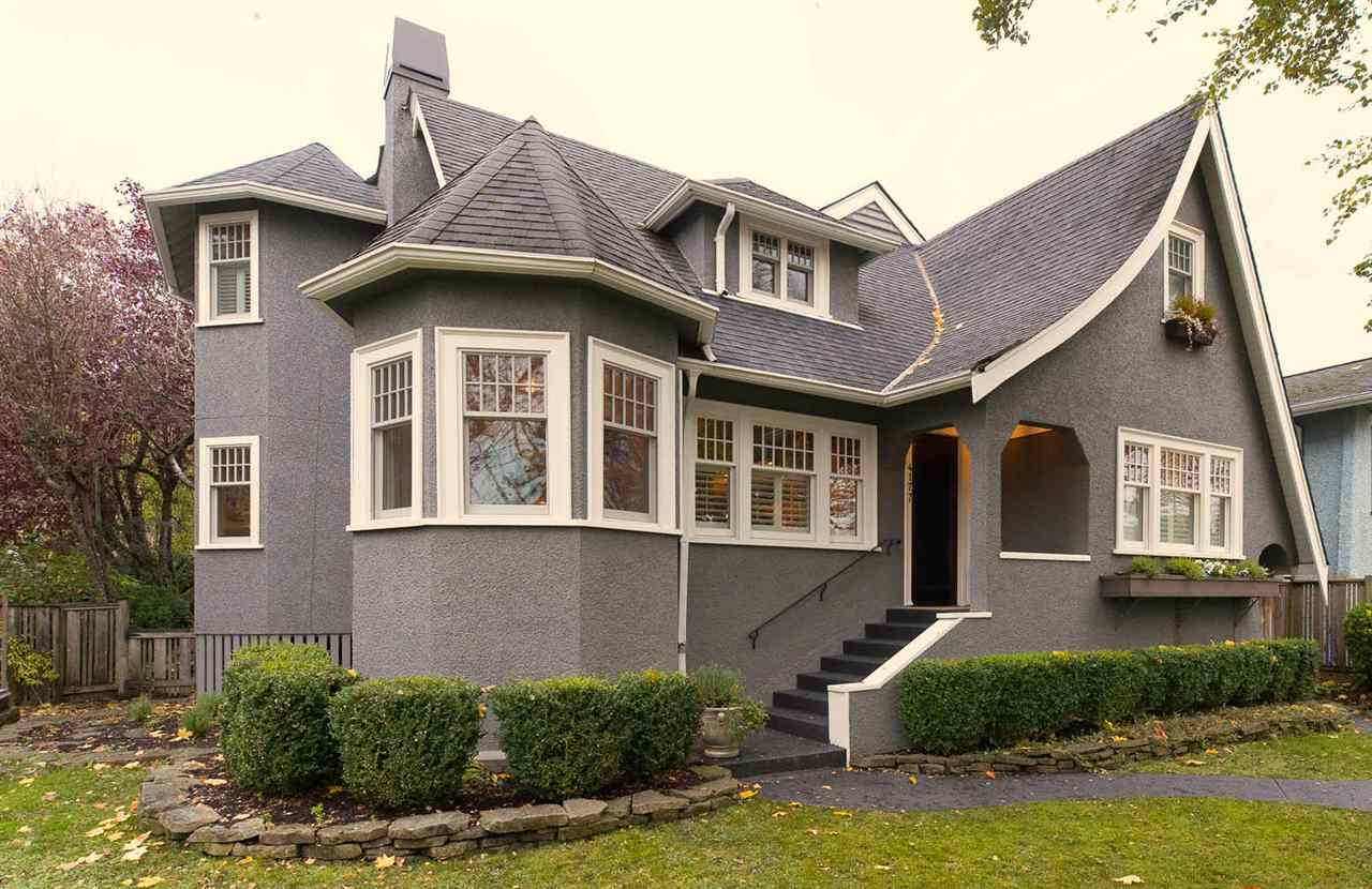 "Main Photo: 4177 W 15TH Avenue in Vancouver: Point Grey House for sale in ""POINT GREY"" (Vancouver West)  : MLS® # R2231701"