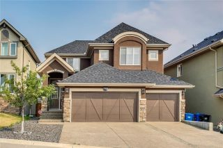 Main Photo: 258 CRANARCH Circle SE in Calgary: Cranston House for sale : MLS®# C4176465