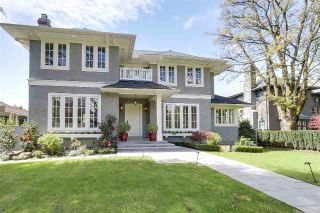 Main Photo: 4449 MARGUERITE Street in Vancouver: Shaughnessy House for sale (Vancouver West)  : MLS®# R2258953