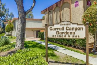 Main Photo: MIRA MESA Condo for sale : 2 bedrooms : 9510 Carroll Canyon Rd #105 in San Diego