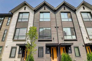 Main Photo: 33 2371 RANGER Lane in Port Coquitlam: Riverwood Townhouse for sale : MLS®# R2299722
