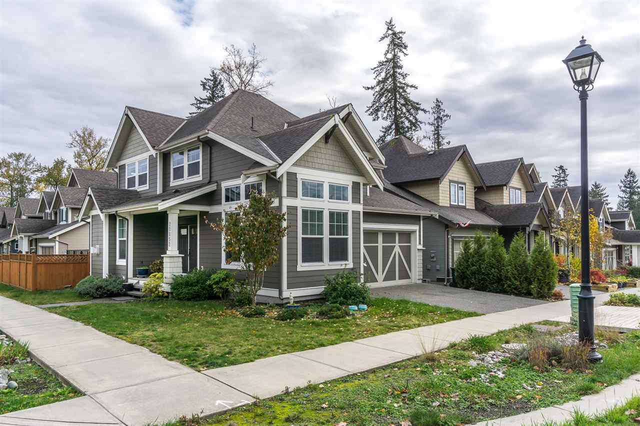 "Main Photo: 20852 71A Avenue in Langley: Willoughby Heights House for sale in ""Milner Heights"" : MLS®# R2302848"