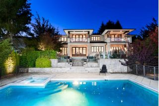 Main Photo: 1075 GROVELAND Road in West Vancouver: British Properties House for sale : MLS®# R2312081