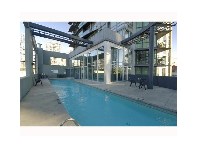 "Photo 9: 810 501 PACIFIC Street in Vancouver: Downtown VW Condo for sale in ""THE 501"" (Vancouver West)  : MLS® # V881976"