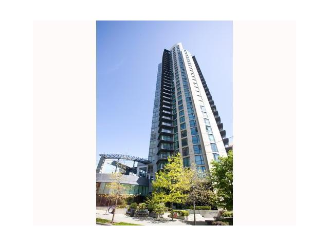"Main Photo: 810 501 PACIFIC Street in Vancouver: Downtown VW Condo for sale in ""THE 501"" (Vancouver West)  : MLS® # V881976"