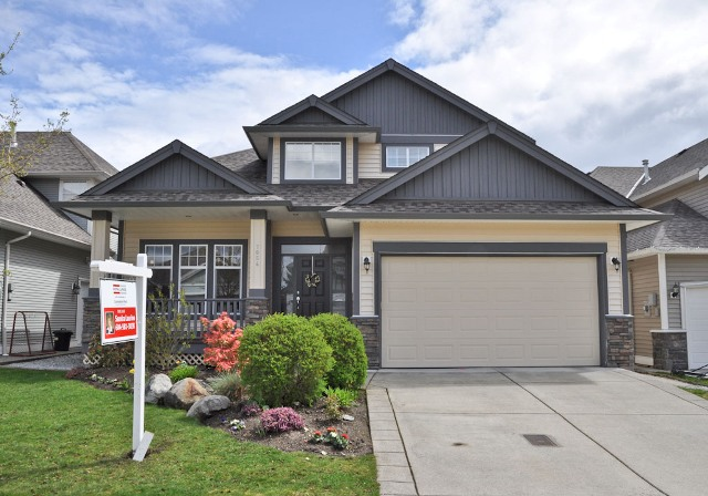 Main Photo: 7064 196A Street in Langley: Willoughby House for sale : MLS® # F1110699