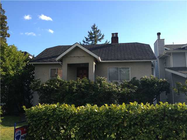 Main Photo: 2766 W 38 Avenue in Vancouver: Kerrisdale House for sale (Vancouver West)  : MLS® # V997577