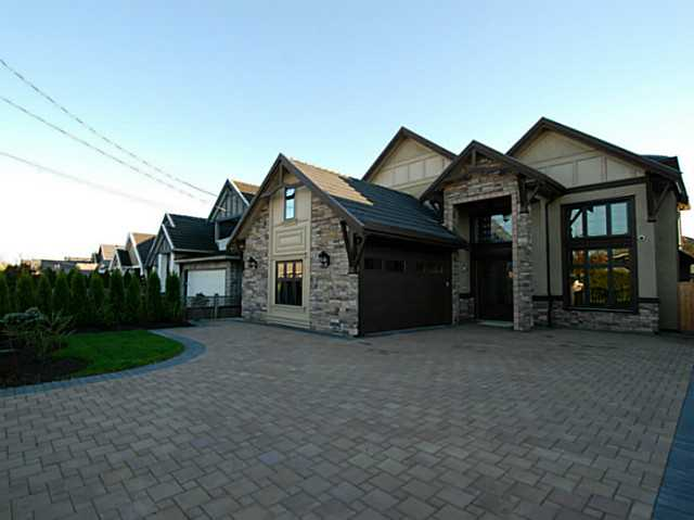 "Main Photo: 5268 FRANCIS Road in Richmond: Lackner House for sale in ""WEST RICHMOND"" : MLS(r) # V1034982"