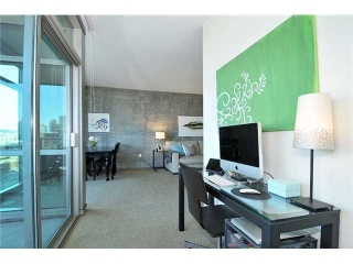 Main Photo: DOWNTOWN Condo for sale : 1 bedrooms : 800 The Mark Lane #503 in San Diego