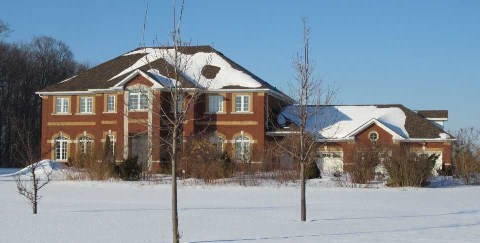 Main Photo: 7510 N Thickson Road in Whitby: Brooklin House (2-Storey) for lease : MLS® # E2847039