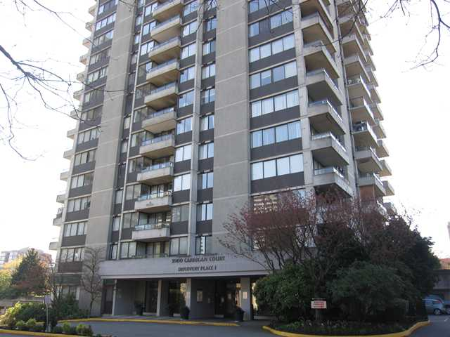 "Main Photo: 805 3980 CARRIGAN Court in Burnaby: Government Road Condo for sale in ""DISCOVERY I"" (Burnaby North)  : MLS® # V1058453"