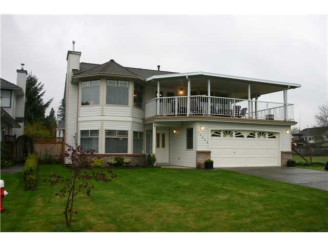 Main Photo: 12248 233RD Street in Maple Ridge: East Central House for sale : MLS® # V1063699