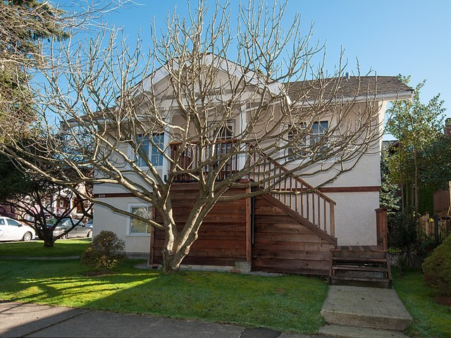 Main Photo: 2110 DUNBAR Street in Vancouver: Kitsilano House for sale (Vancouver West)  : MLS® # V1106829