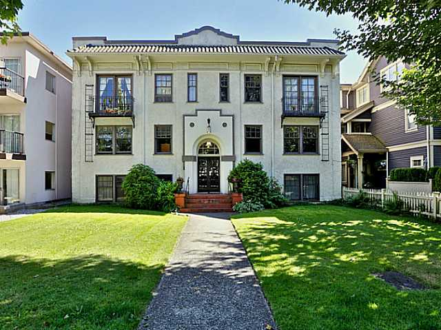 "Main Photo: 1646 W 10TH Avenue in Vancouver: Fairview VW Home for sale in ""FERNHURST"" (Vancouver West)  : MLS(r) # V1112050"