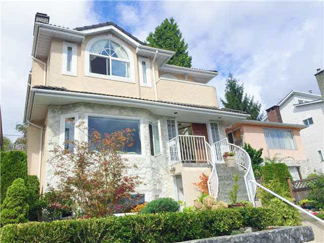 Main Photo: 125 N WARWICK Avenue in Burnaby: Capitol Hill BN House for sale (Burnaby North)  : MLS® # V1141906