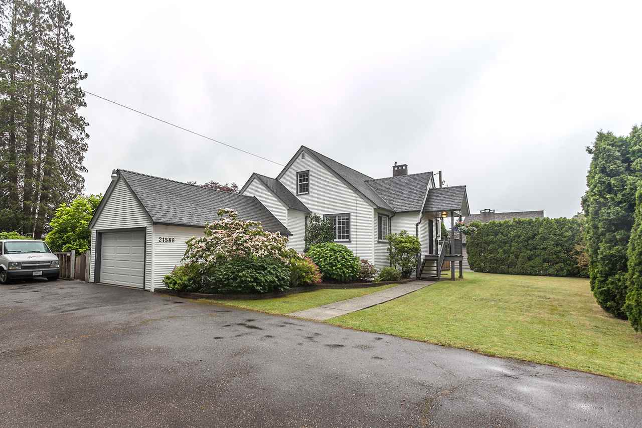 Main Photo: 21588 117 Avenue in Maple Ridge: West Central House for sale : MLS®# R2074653