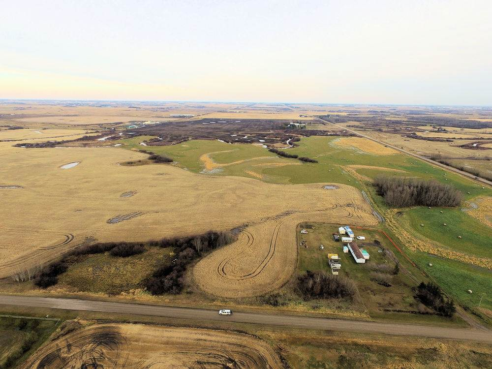 Main Photo: Hwy #37 Rge Rd 270: Rural Sturgeon County Rural Land/Vacant Lot for sale : MLS(r) # E4042235