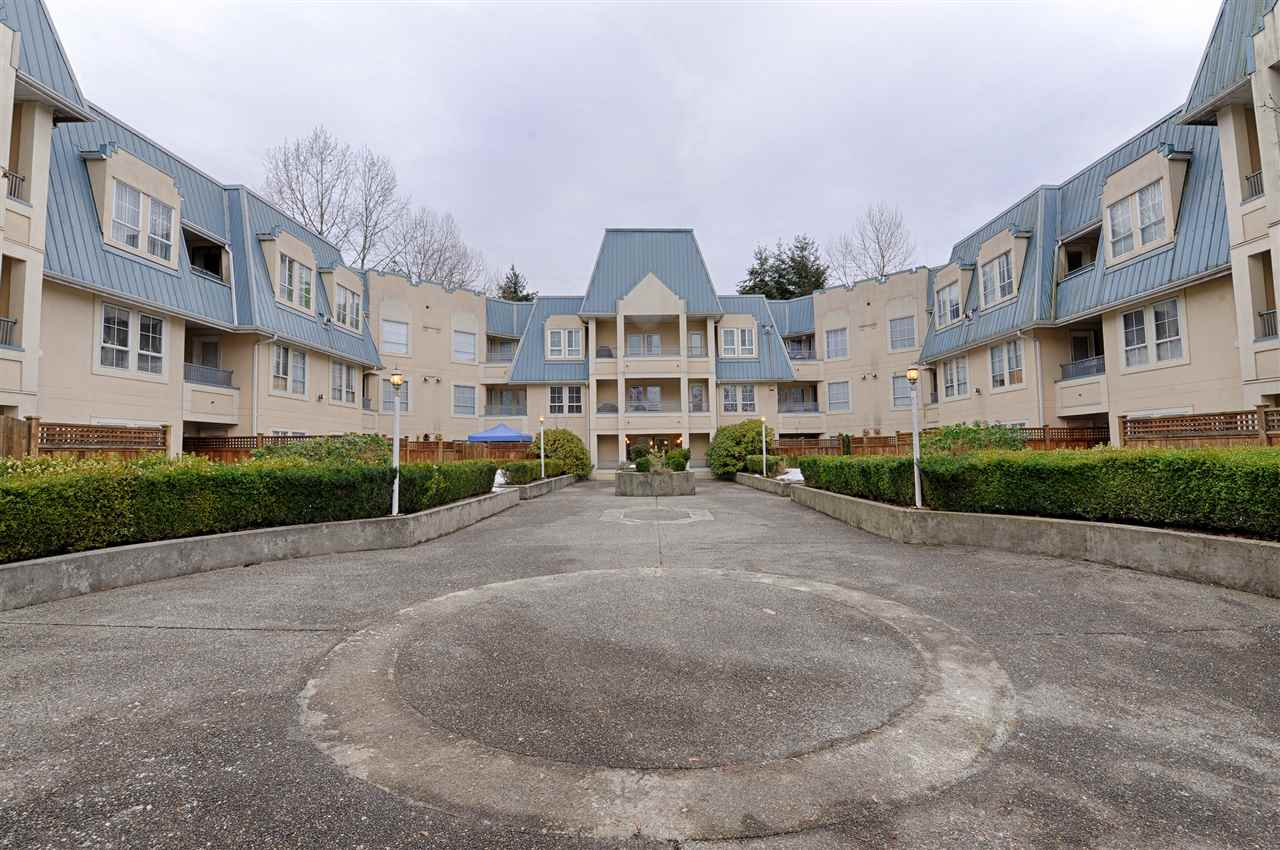 "Main Photo: 211 295 SCHOOLHOUSE Street in Coquitlam: Maillardville Condo for sale in ""CHATEAU ROYALE"" : MLS® # R2130148"