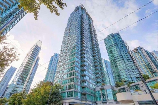 Main Photo: 2802 1328 W PENDER Street in Vancouver: Coal Harbour Condo for sale (Vancouver West)  : MLS(r) # R2130963