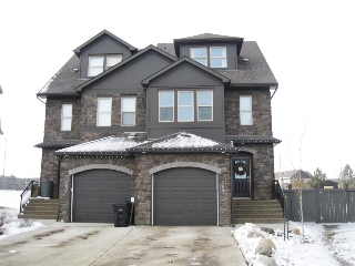 Main Photo: 25 GREENBURY Crescent: Spruce Grove House Half Duplex for sale : MLS(r) # E4051800