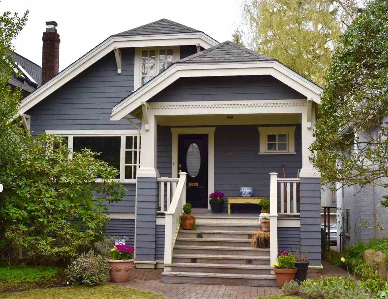 "Main Photo: 4855 COLLINGWOOD Street in Vancouver: Dunbar House for sale in ""Dunbar"" (Vancouver West)  : MLS®# R2155905"