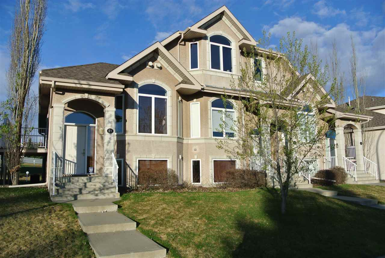 Main Photo: : Sherwood Park Townhouse for sale : MLS(r) # E4063083
