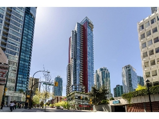 "Main Photo: 2701 1211 MELVILLE Street in Vancouver: Coal Harbour Condo for sale in ""THE RITZ"" (Vancouver West)  : MLS® # R2164514"