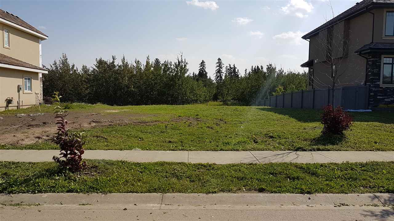 Main Photo: 793 DRYSDALE Run NW in Edmonton: Zone 20 Vacant Lot for sale : MLS® # E4064983