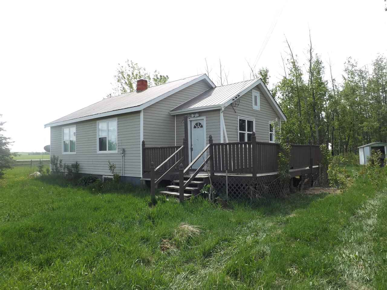 Main Photo: 3344 HIGHWAY 39: Rural Leduc County House for sale : MLS® # E4065862
