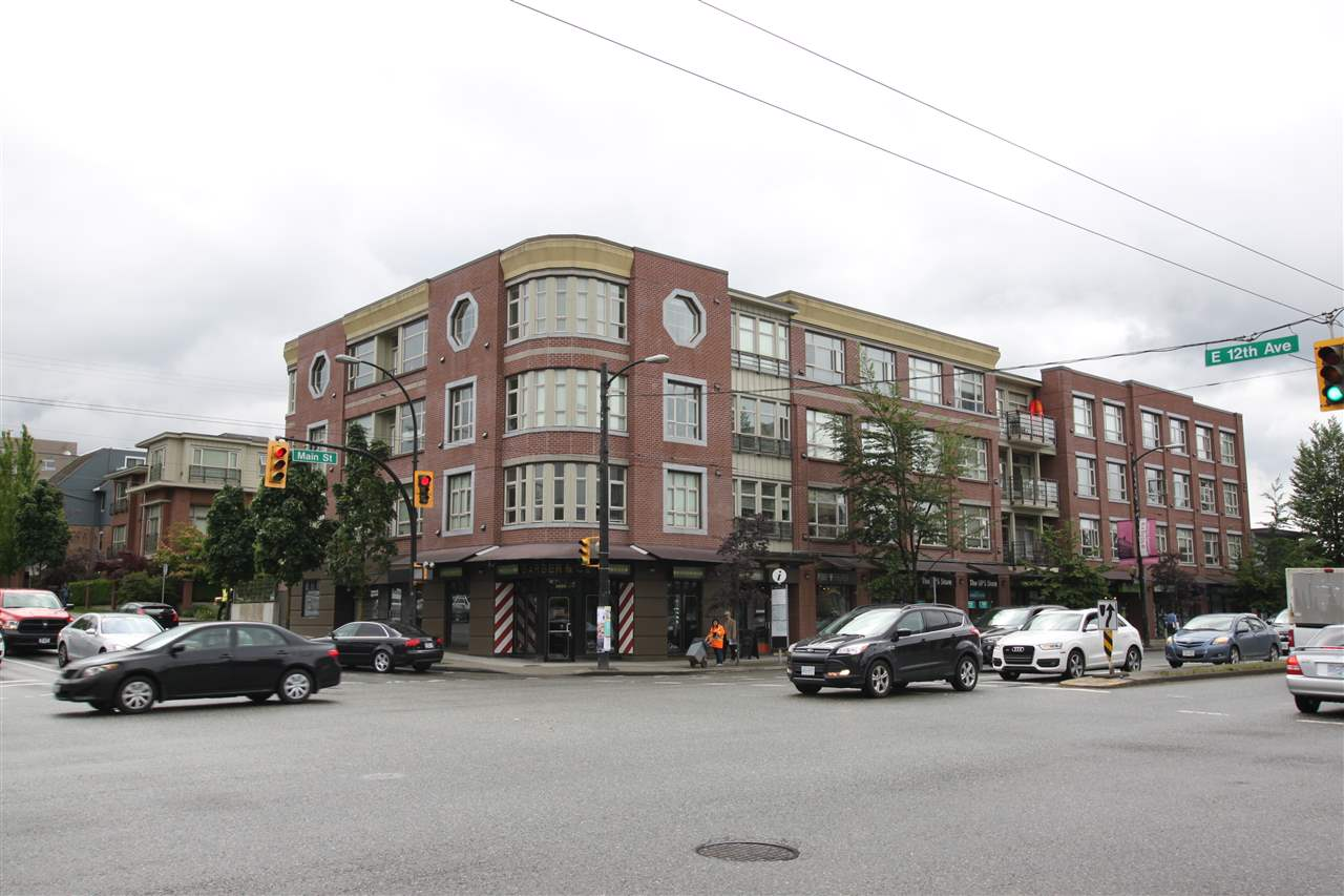 Main Photo: 211 2828 MAIN Street in Vancouver: Mount Pleasant VE Condo for sale (Vancouver East)  : MLS(r) # R2172401