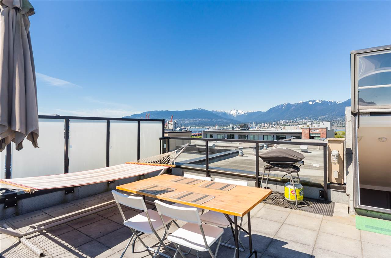 Main Photo: PH12 2150 E HASTINGS STREET in Vancouver: Hastings Condo for sale (Vancouver East)  : MLS®# R2169384