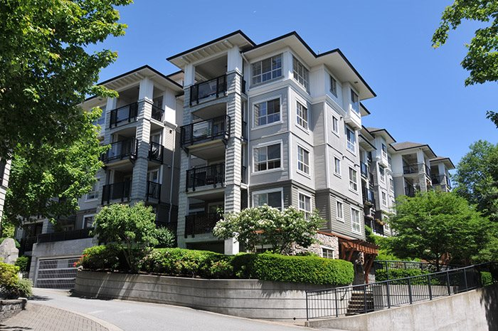 "Main Photo: 308 2968 SILVER SPRINGS Boulevard in Coquitlam: Westwood Plateau Condo for sale in ""TAMARISK"" : MLS® # R2174996"