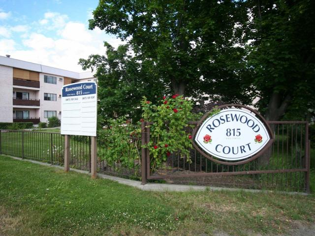 Main Photo: 217 815 SOUTHILL STREET in : Brocklehurst Apartment Unit for sale (Kamloops)  : MLS(r) # 141070