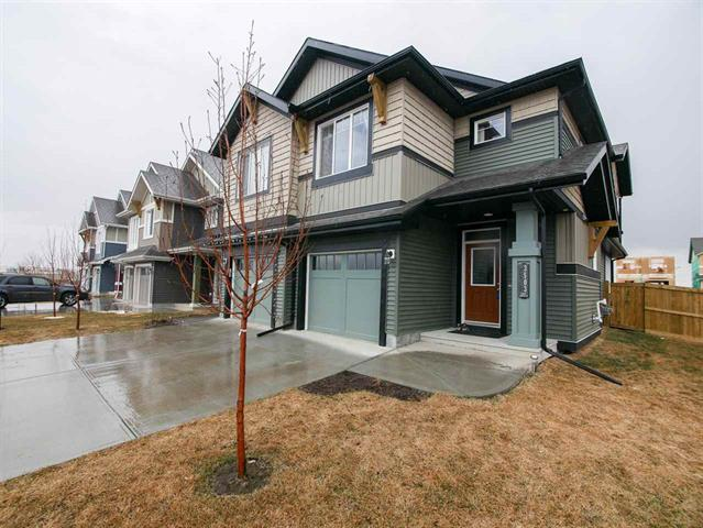 Main Photo: 3503 CHERRY LD SW in Edmonton: Zone 53 House Half Duplex for sale : MLS(r) # E4058940