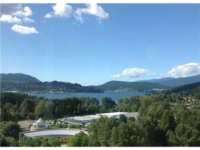 "Main Photo: 1602 235 GUILDFORD Way in Port Moody: North Shore Pt Moody Condo for sale in ""The Sinclair"" : MLS® # R2192159"