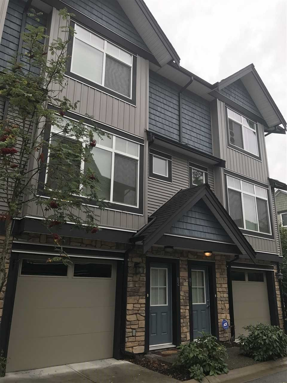 "Main Photo: 82 6299 144 Street in Surrey: Sullivan Station Townhouse for sale in ""Alturn"" : MLS® # R2196316"