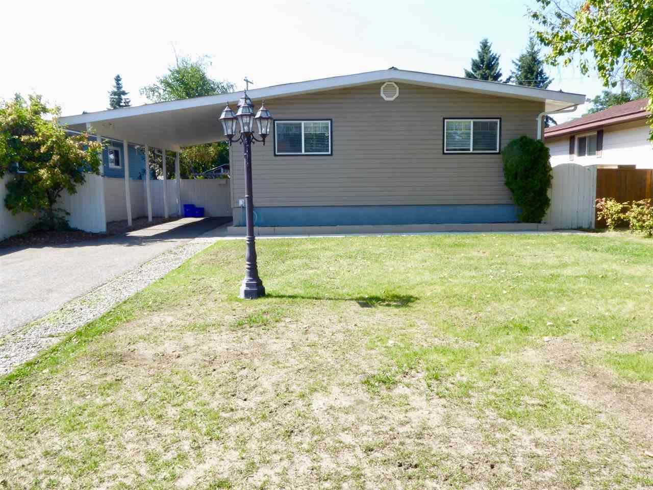 Main Photo: 259 S NICHOLSON Street in Prince George: Quinson House for sale (PG City West (Zone 71))  : MLS®# R2196334