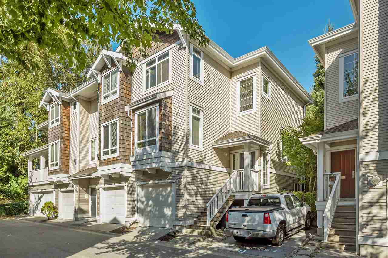 "Main Photo: 34 15030 58 Avenue in Surrey: Sullivan Station Townhouse for sale in ""Summerleaf"" : MLS® # R2201428"