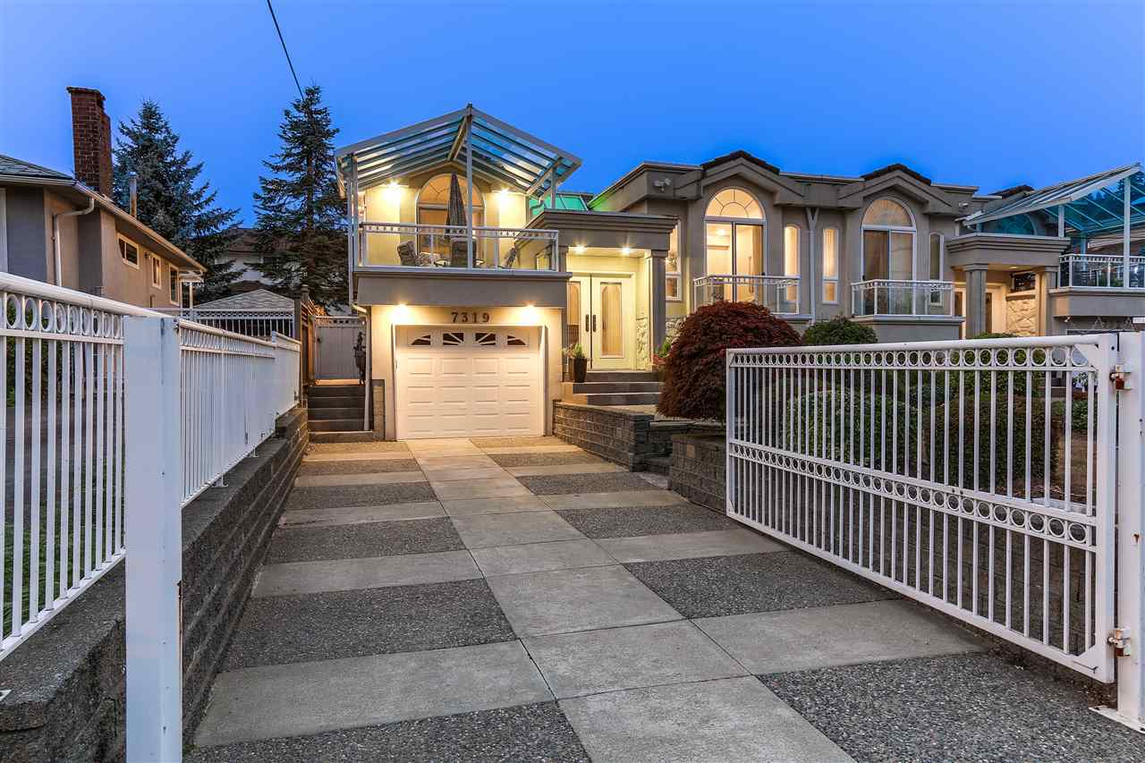 "Main Photo: 7319 CURTIS Street in Burnaby: Simon Fraser Univer. House 1/2 Duplex for sale in ""Westridge- Simon Fraser"" (Burnaby North)  : MLS®# R2204634"