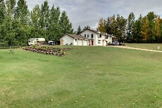 Main Photo: 16 53117 RGE RD 14 Road: Rural Parkland County House for sale : MLS® # E4083592