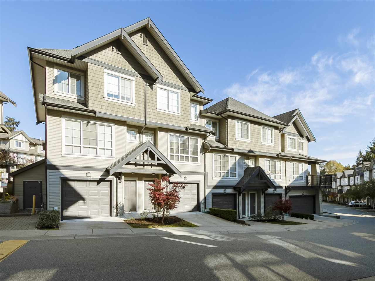 "Main Photo: 127 9133 GOVERNMENT Street in Burnaby: Government Road Townhouse for sale in ""TERRAMOR"" (Burnaby North)  : MLS®# R2220437"