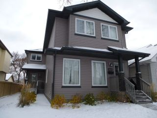 Main Photo: 14835 103 Avenue in Edmonton: Zone 21 House Half Duplex for sale : MLS® # E4088721