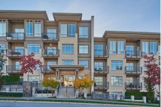 Main Photo: 116 13468 KING GEORGE Boulevard in Surrey: Whalley Condo for sale (North Surrey)  : MLS® # R2228347